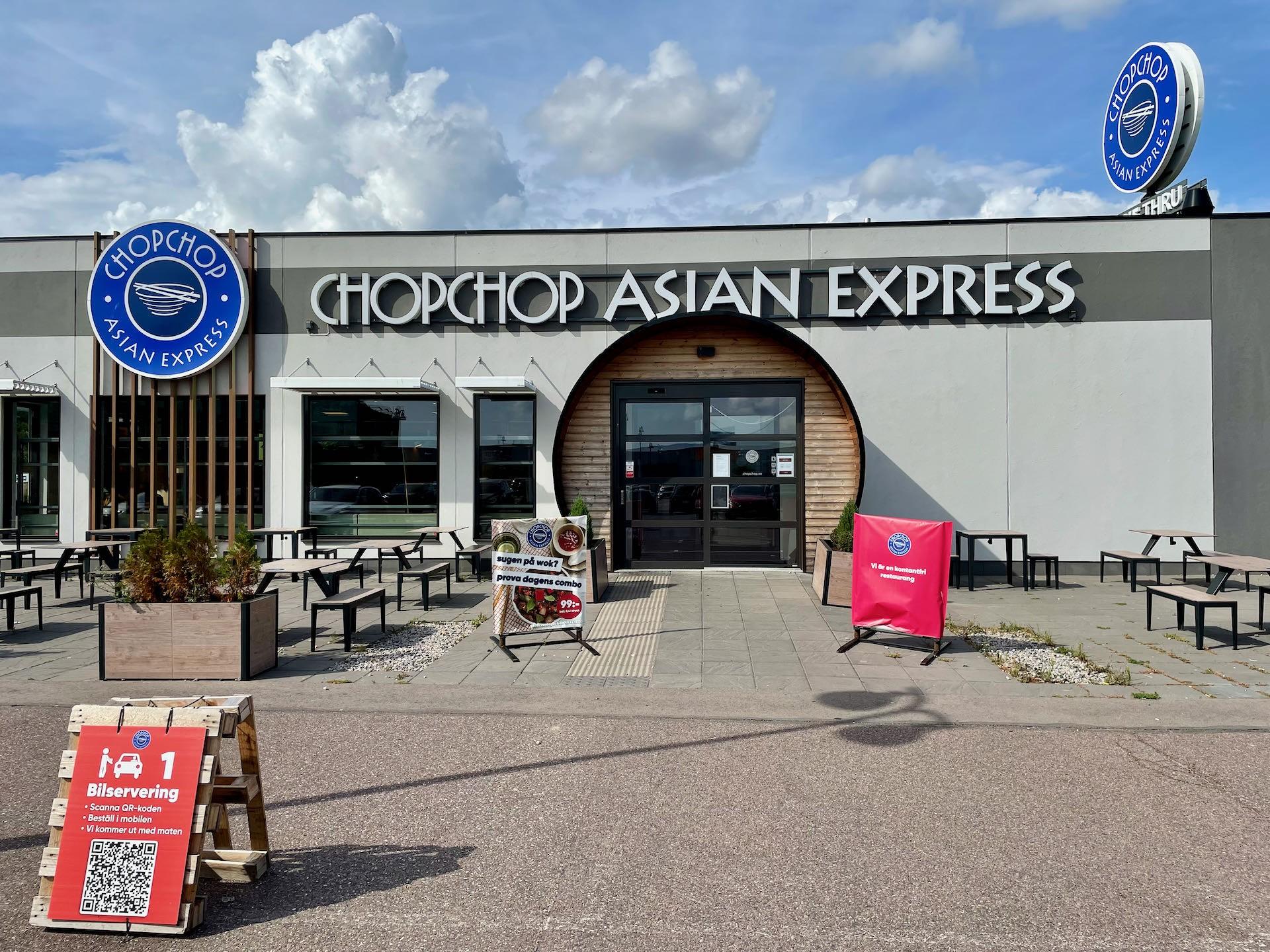 ChopChop Asian Express Svågertorp