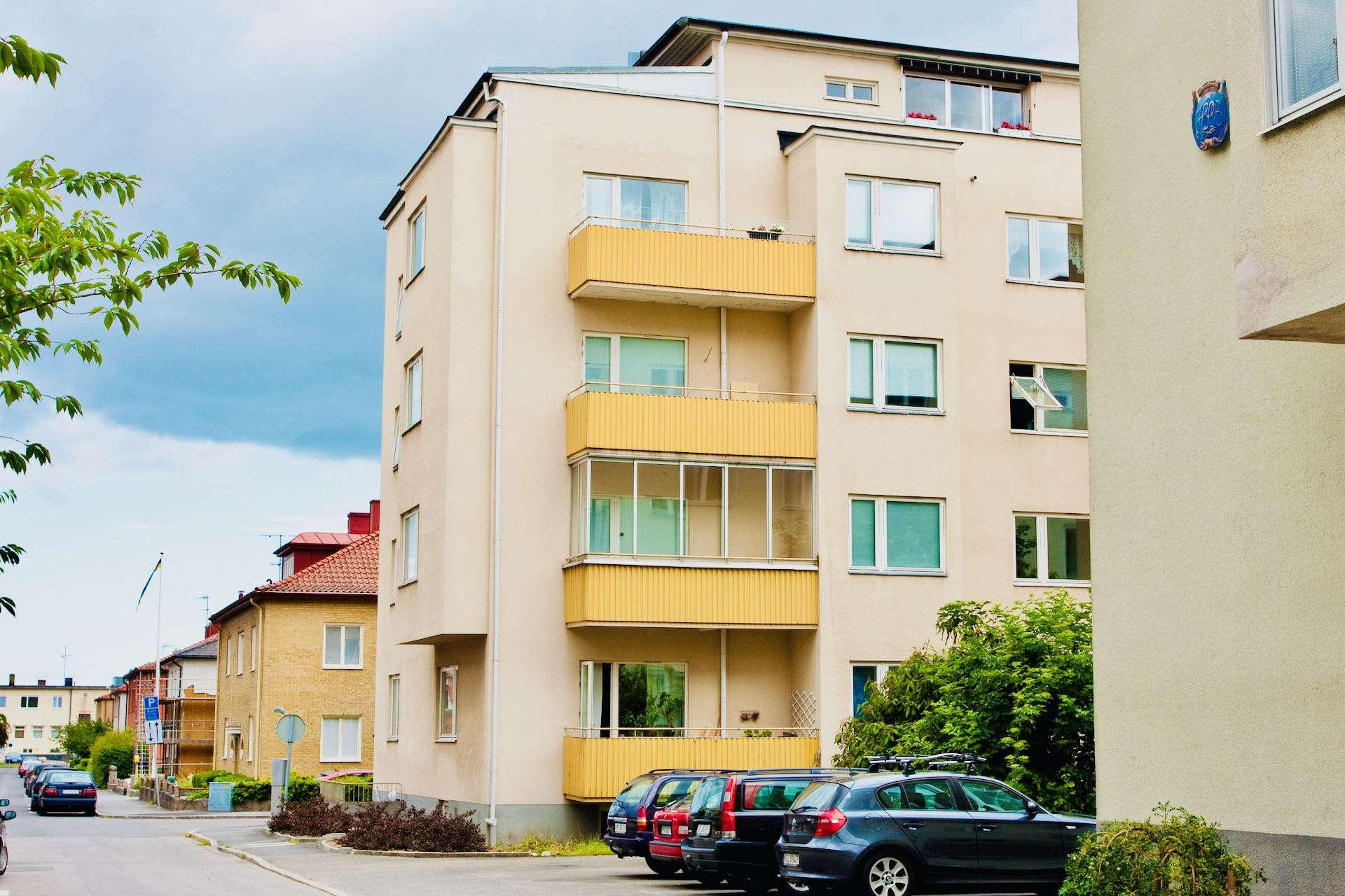 Handskmakaregatan 2A i Kristianstad.