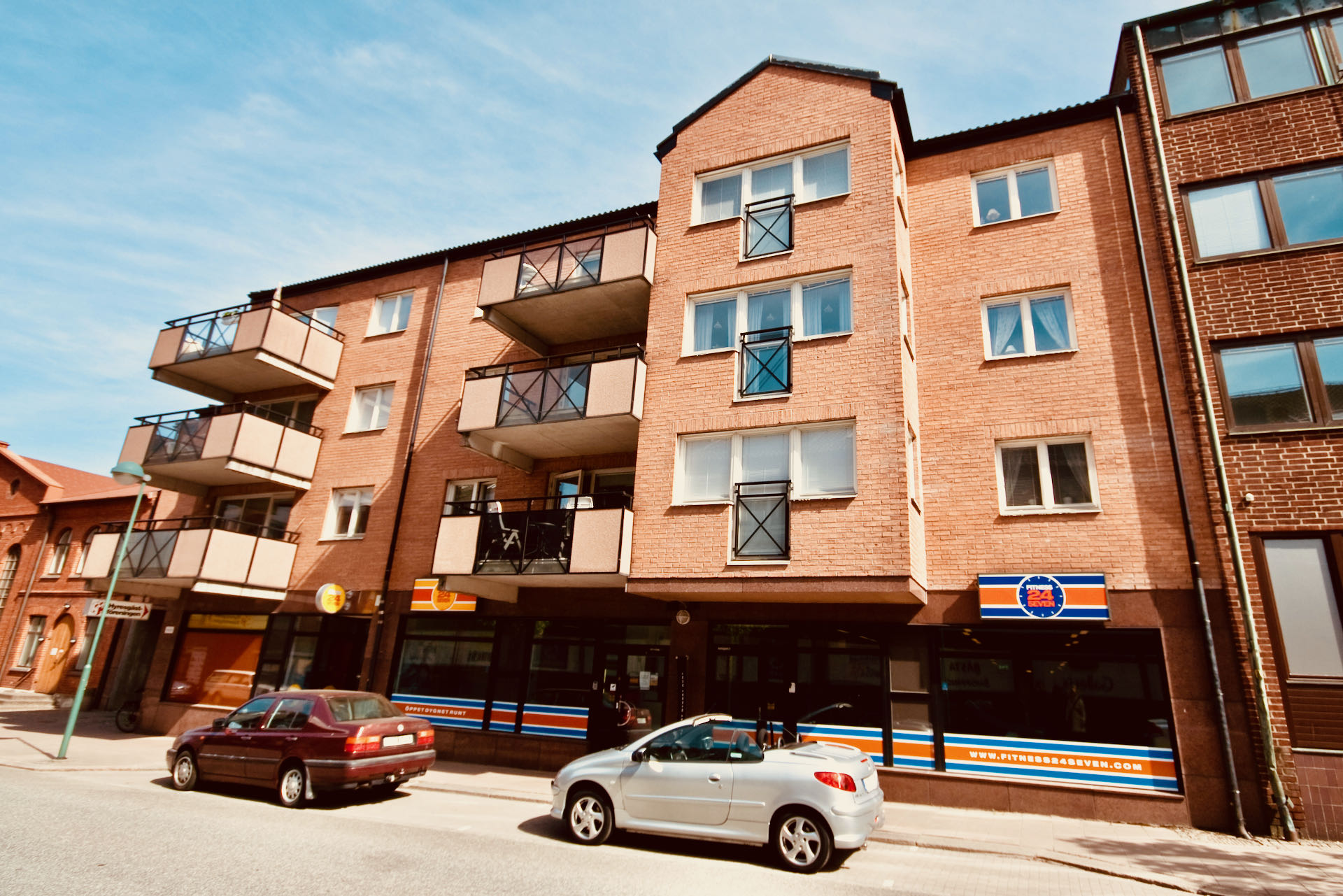 Östergatan 7 i Hässleholm.