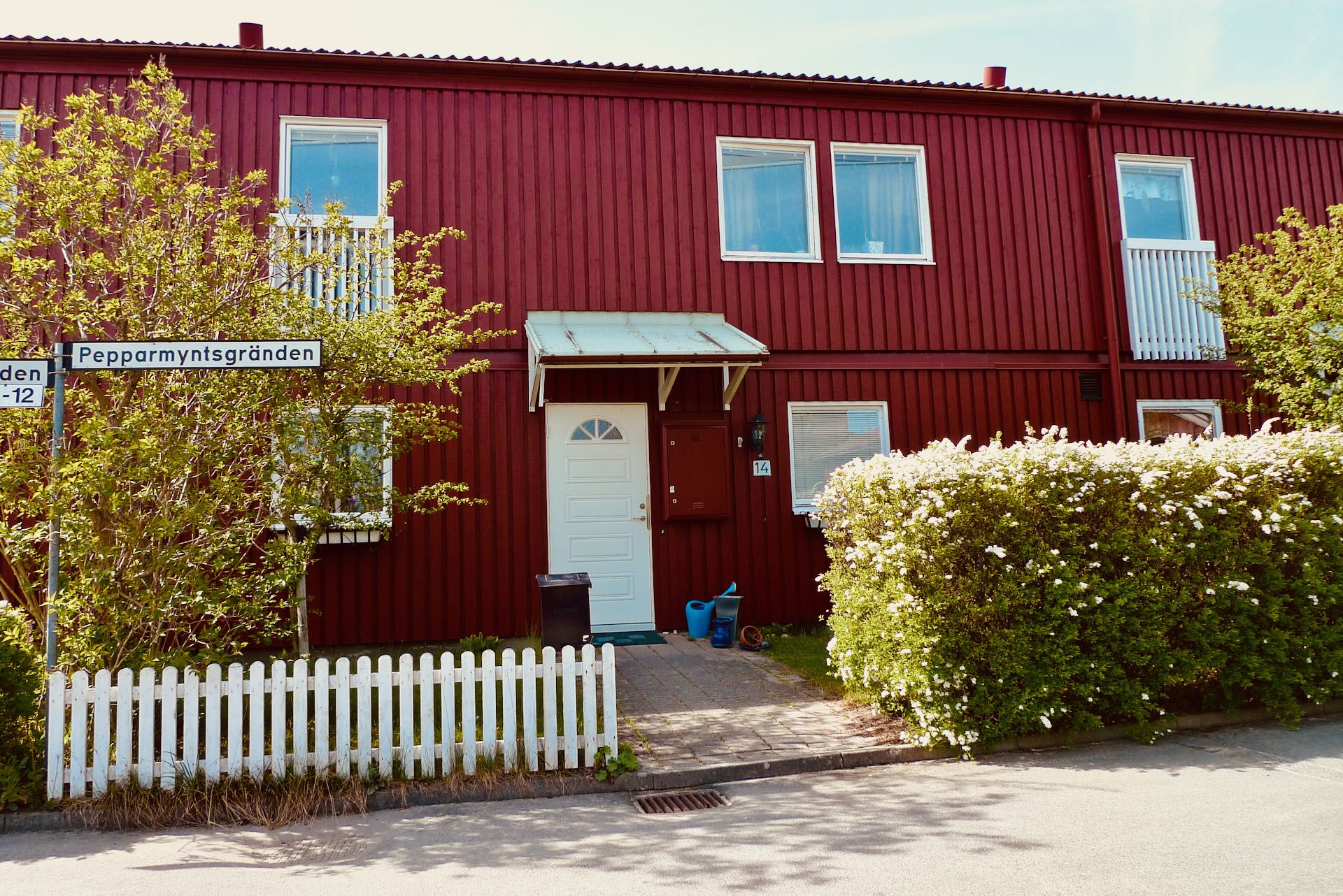 Pepparmyntsgränden 14 i Hässleholm