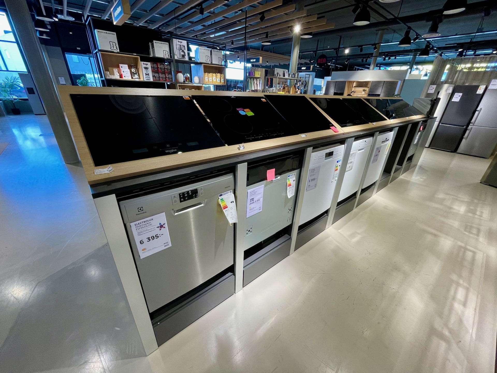 Diskmaskiner